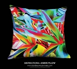 ABSTRACTIONS - AMBRE TOSS PILLOW, 18