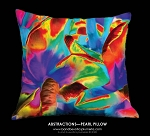ABSTRACTIONS - PEARL TOSS PILLOW, 18